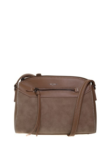 David Jones Clutch / El Çantası Camel